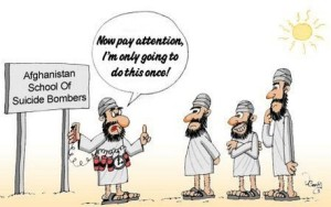 funny political afghan cartoon