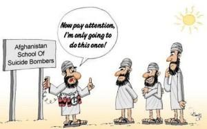 funny political afghan cartoon